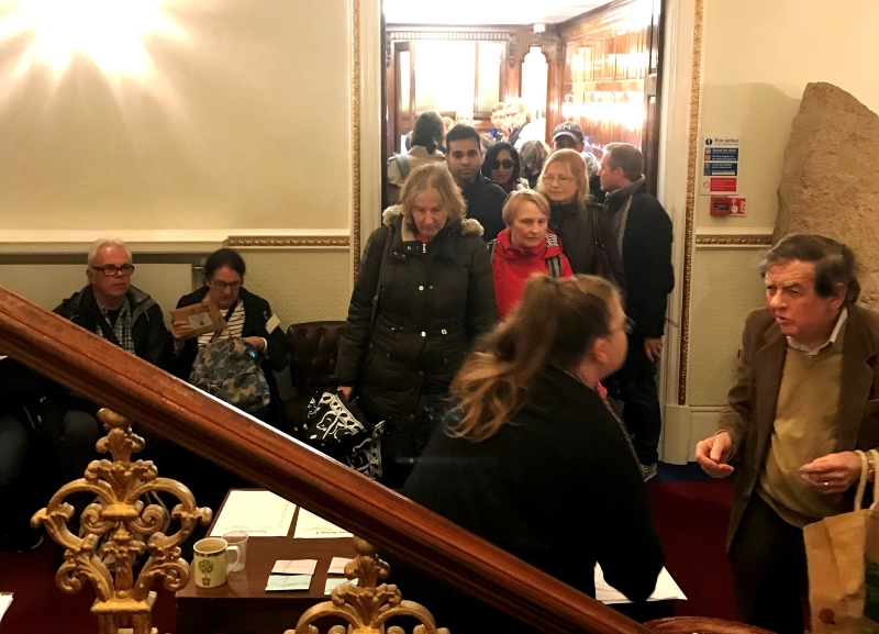 Huge Success for Mark Masons Hall London Open House